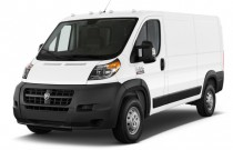 "2014 Ram ProMaster 1500 Low Roof 136"" WB Angular Front Exterior View"