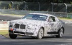 2014 Rolls-Royce Ghost Coupe Spy Video