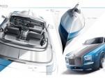 2014 Rolls-Royce Phantom Drophead Coupe Bespoke Waterspeed Collection
