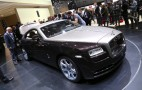 2014 Rolls-Royce Wraith Live Photos & Video From Geneva