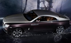 2014 Rolls-Royce Wraith Photos