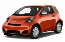 2014 Scion iQ 3dr HB (Natl) Angular Front Exterior View