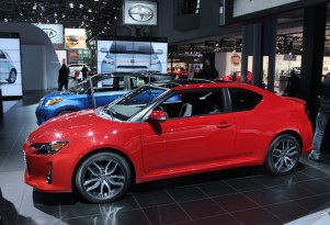 Scion tC News