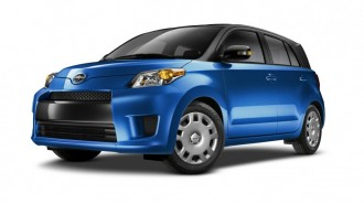 2014 Scion xD