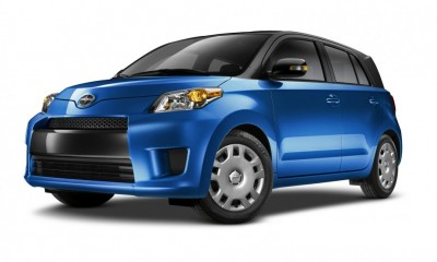 2014 Scion xD Photos