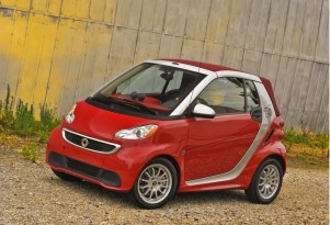 2014 Smart ForTwo Electric Drive: What It's Like On The Road