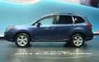 2014 Subaru Forester Live Photos: 2012 Los Angeles Auto Show