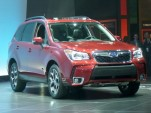 2014 Subaru Forester Video Preview