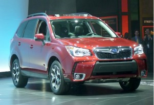 Subaru Prices The 2014 Forester