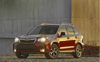 Subaru Forester: The Car Connection's Best Car To Buy 2014