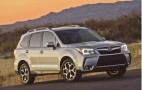 2014 Subaru Forester Aces New IIHS Crash Test; Other Crossovers, Not So Much