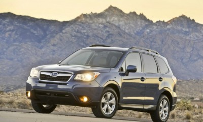 2014 Subaru Forester Photos