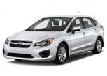 2014 Subaru Impreza 5dr Auto 2.0i Angular Front Exterior View