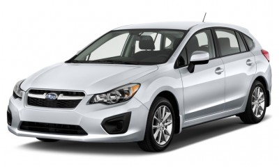 2014 Subaru Impreza Photos