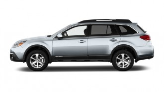 2014 Subaru Outback 4-door Wagon H6 Auto 3.6R Limited Side Exterior View