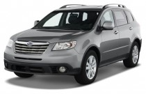 2014 Subaru Tribeca 4-door 3.6R Limited Angular Front Exterior View