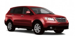 2006-2014 Subaru Tribeca Recalled For Hood Latch Problem