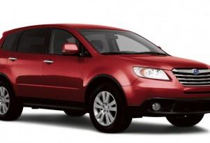 2006-2014 Subaru Tribeca Recalled For Hood Latch Problem