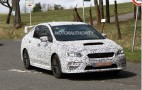 2015 Subaru WRX And WRX STI Set For 2013 Los Angeles Auto Show