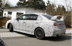 2014 Subaru WRX STI Spied, 2014 Corvette Order Guide, Jaguar F-Type Drive Preview: Car News Headlines
