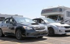 2014 Subaru WRX Spy Shots