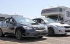 2014 Subaru WRX Spy Shots