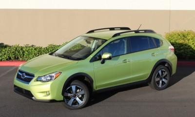 2014 Subaru XV Crosstrek Photos