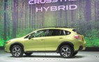 2014 Subaru XV Crosstrek Hybrid: NY Auto Show Full Details