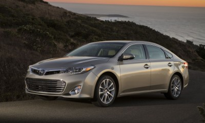 new toyota avalon concept design