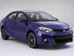 New 2014 Toyota Corolla Unveiled, Eco Model Aims At 40 MPG Highway