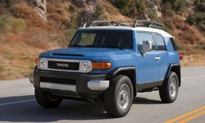 2014 Toyota FJ Cruiser Photos