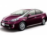2014 Toyota Prius Plug-In Hybrid (Japanese version).