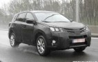 2014 Toyota RAV4 Spy Shots