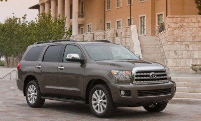 2014 Toyota Sequoia Photos