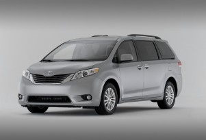 2014 Toyota Sienna Recalled For Potential Rollaway Issue