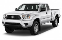 2014 Toyota Tacoma 2WD Access Cab I4 AT PreRunner (Natl) Angular Front Exterior View