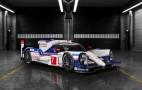 2014 Toyota TS040 Hybrid Le Mans Prototype Revealed: Video