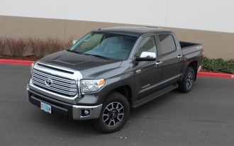 2014 Toyota Tundra, Speed Cameras, 2015 Porsche Cayenne: What's New @ The Car Connection