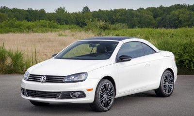 2014 Volkswagen Eos Photos
