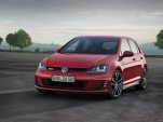 2014 Volkswagen Golf GTD Diesel Hot Hatch Returns 50+ MPG