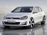 2014 Volkswagen Golf GTI (MkVII) Concept, 2012 Paris Auto Show 