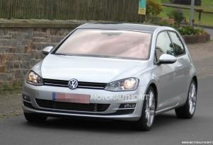 2014 Volkswagen Golf GTI (MkVII) spy shots