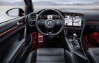 VW Golf R Concept Previews Next-Gen Interface, Gesture Controls