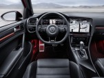 2014 Volkswagen Golf R Touch Concept  -  2015 CES
