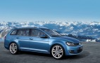 Volkswagen Golf Variant Preview: 2013 Geneva Motor Show
