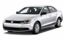 2014 Volkswagen Jetta Sedan 4-door Auto S Angular Front Exterior View
