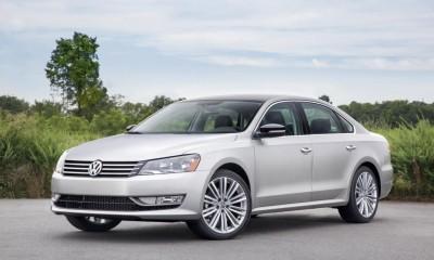 2014 Volkswagen Passat Photos