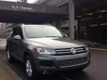 2014 Volkswagen Touareg TDI Sport with Navigation