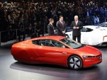 Volkswagen XL1 Diesel Plug-In Hybrid: Live Photos From Geneva