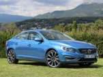 2014 Volvo S60 T6, with 2015 Drive-E powertrain  -  First Drive, September 2013